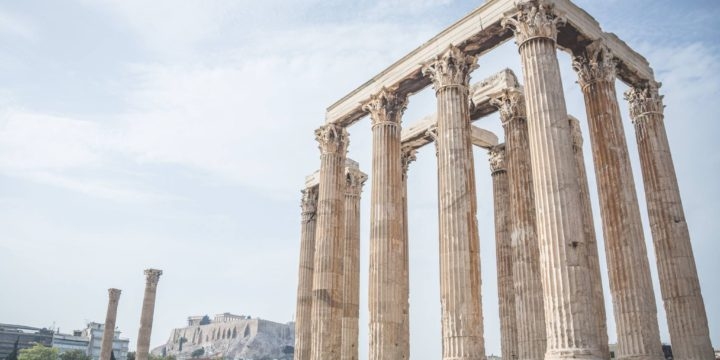 ATÉNY – poznávací zájezd