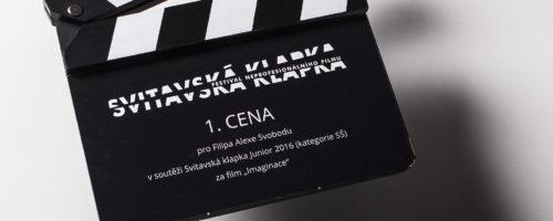 Úspěch studentů SŠUM ve filmové soutěži Svitavská klapka