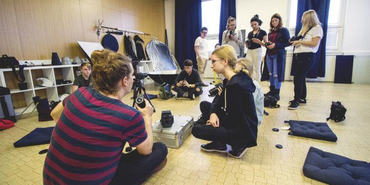 Přípravný kurz Fotografie – galerie