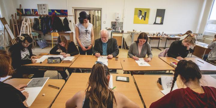 Přípravné kurzy Kresba – fotogalerie