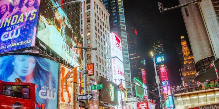 Exkurze New York 1. 10. – 9. 10. 2018 ╏ fotogalerie