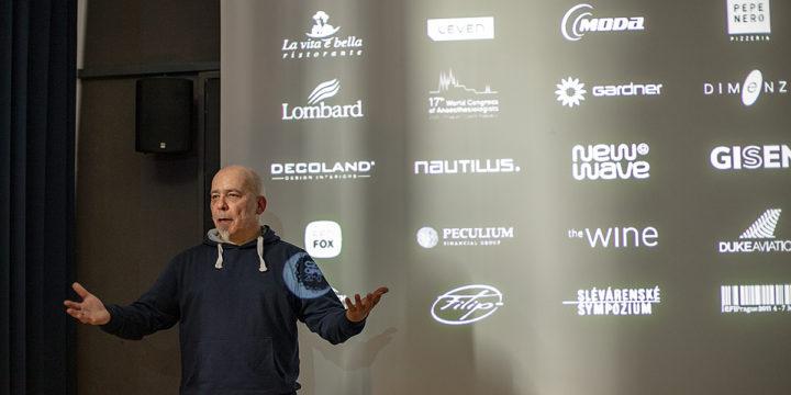 Přednáška s Petrem Kačínem 6. března 2019 ╏ fotogalerie