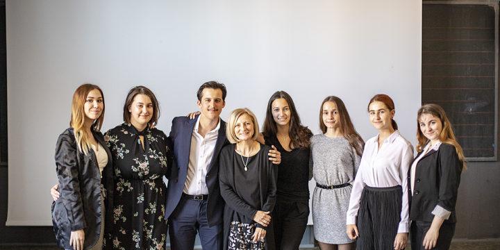 Obhajoby maturitních projektů MU 24. a 25. duben 2019 ╏ fotogalerie