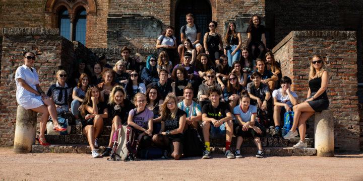 Exkurze Itálie 28. 9. – 4. 10. 2019