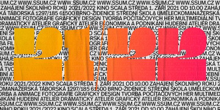 Zahájení školního roku 2021/2022 – 1. září 2021, kino SCALA od 10.00
